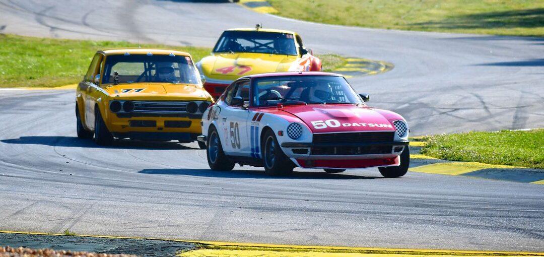 Classic Motorsports Mitty 2018: Nissan y Datsun a la pista