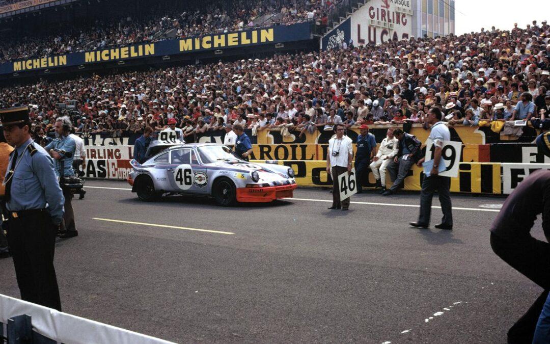 Le Mans, sinónimo de Porsche 911