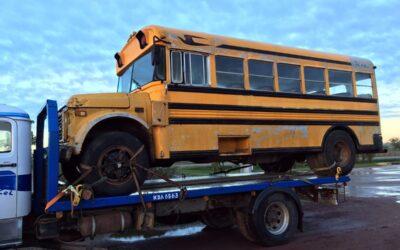 1.133 días, 1.133 buses clásicos