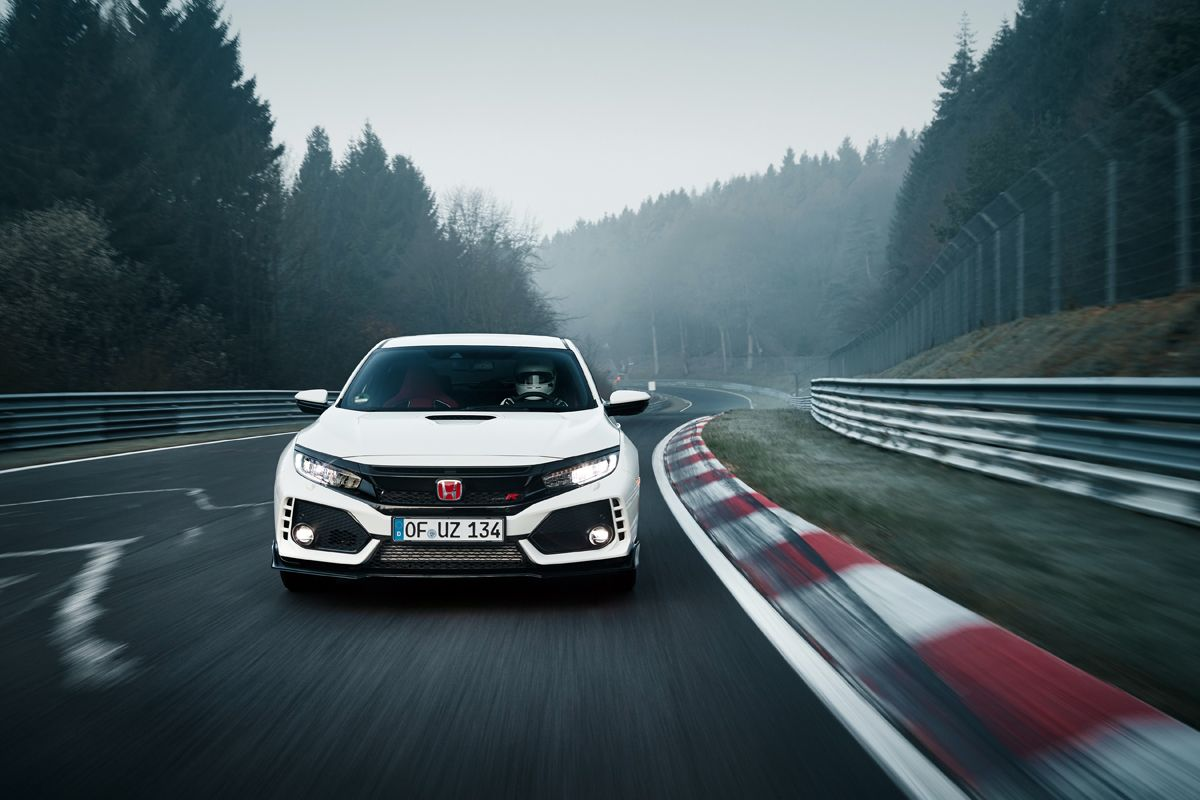 Honda and The Green Hell: five decades at the Nürburgring