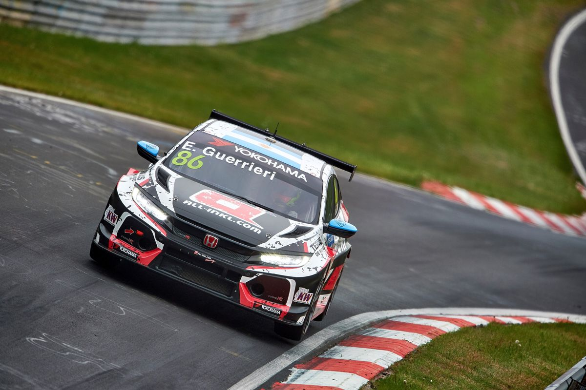 WTCR FIA World Touring Car Cup 2018 - Round 3 - Germany