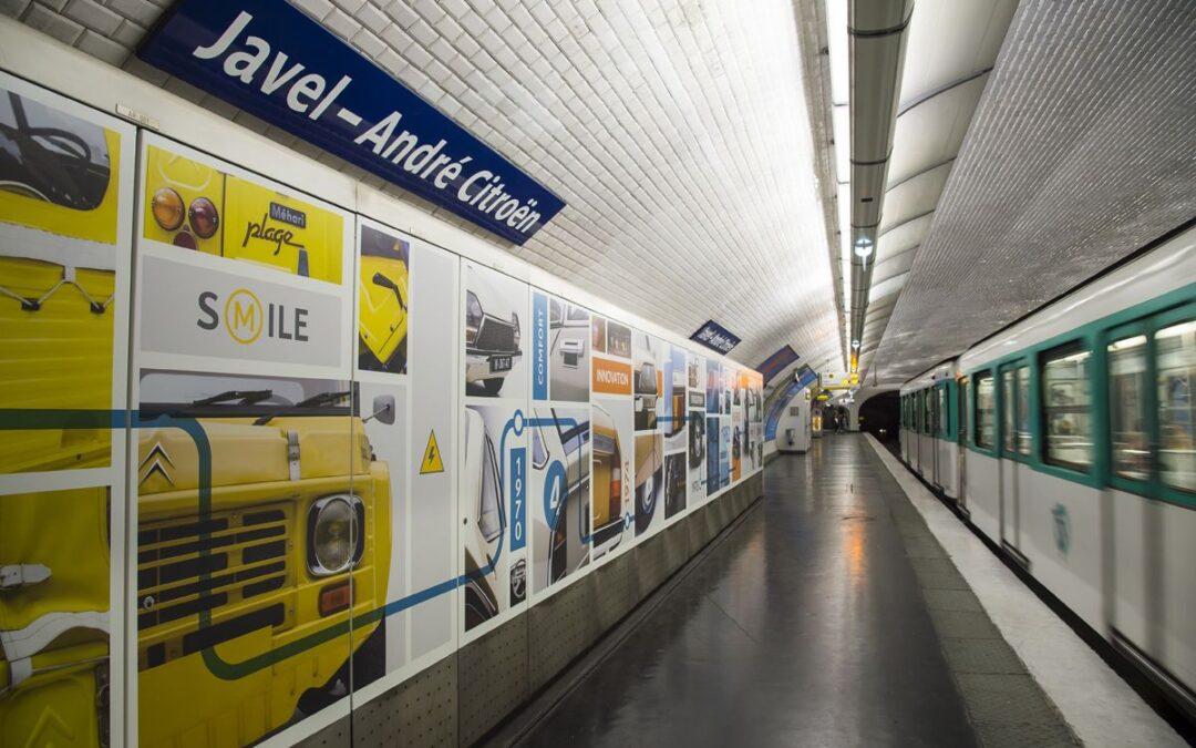 Próxima estación: la nueva Javel-André Citroën