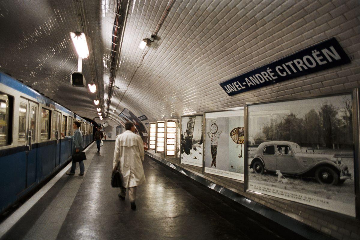 EXPOSITION PERMANENTE SUR L'HISTOIRE DE L'ENTREPRISE CITROEN, SU