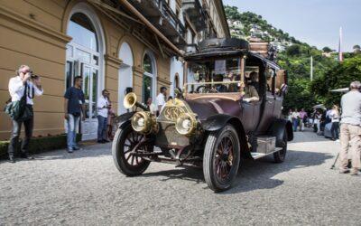Villa d'Este 2018: SCAT 1913, el Premio FIVA