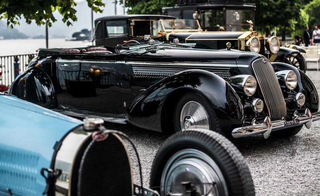 Villa d'Este 2018: Lancia Astura al detalle