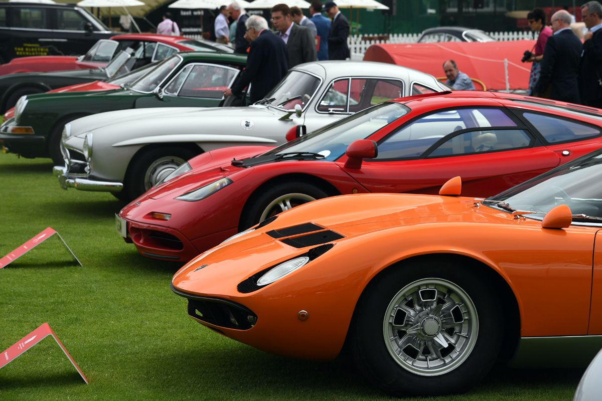 Era-Defining at London Concours