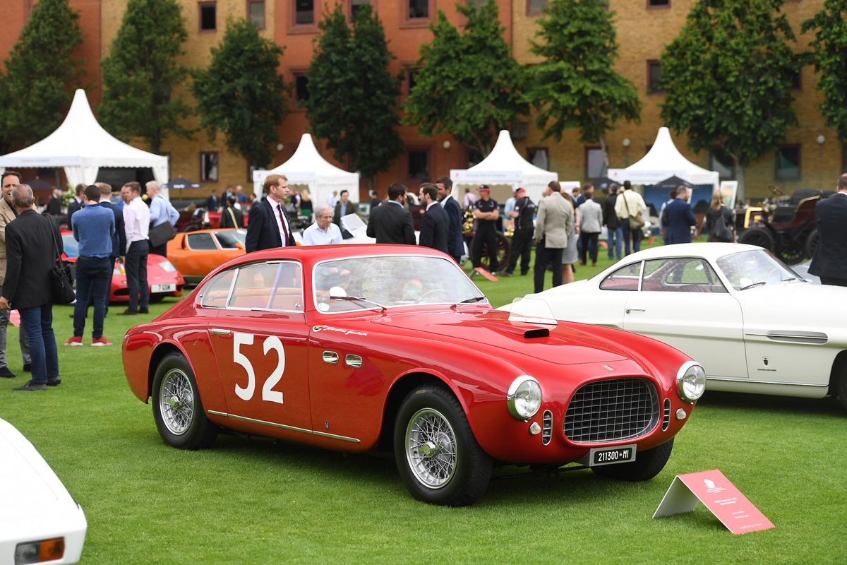 Ferrari 212 Inter Berlinetta