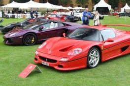 Ferrari F50 slider