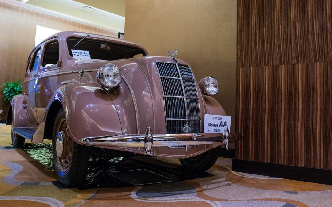 El fundador de Toyota, al Salón de la Fama
