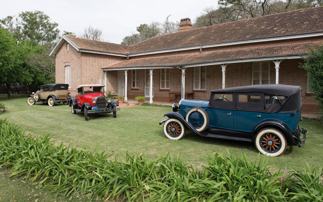 Arquitectura y automóviles en Rafaela