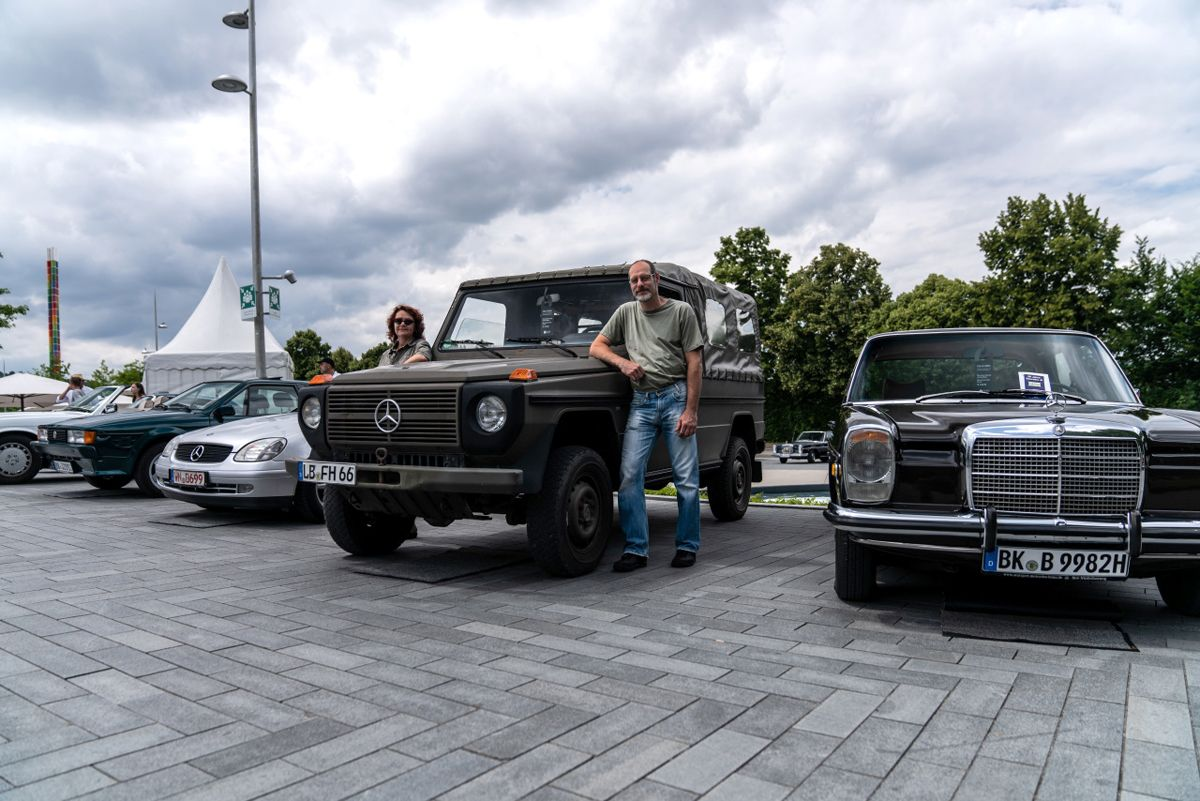 Cars & Coffee am 17.06.2018