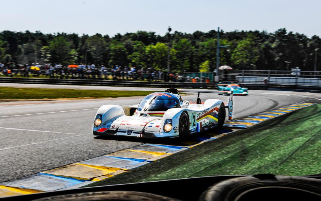 Le Mans Classic 2018: el Grupo C