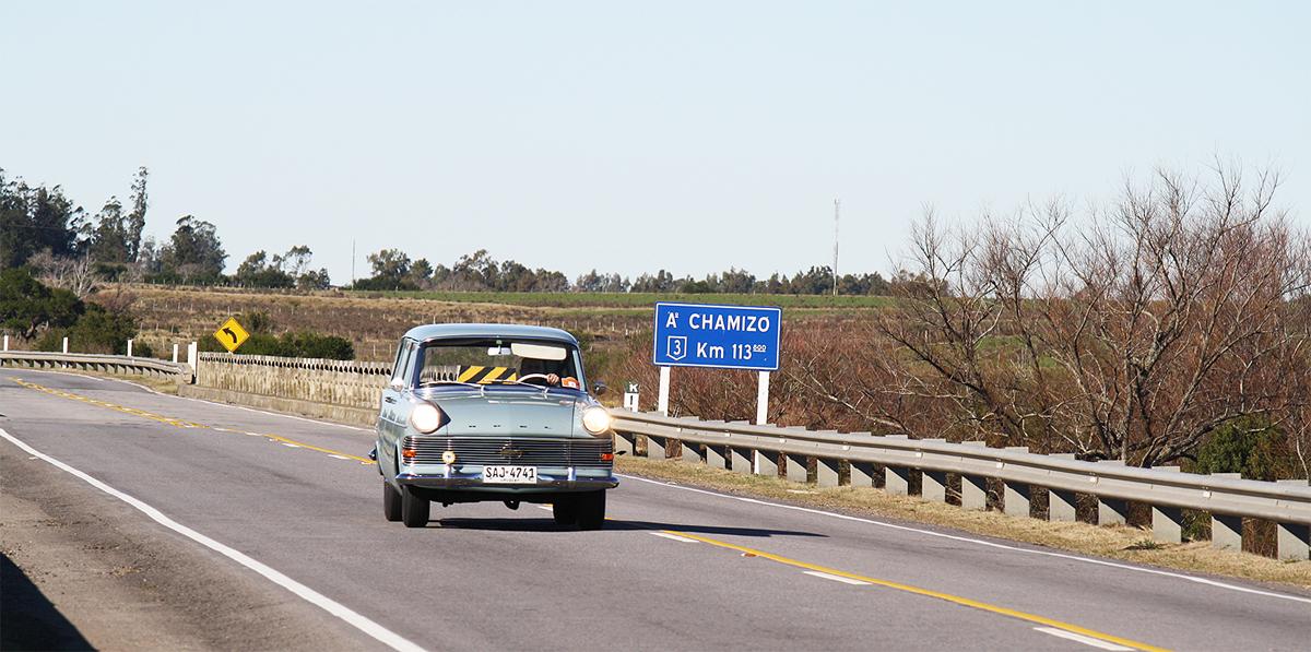 Opel Caravan Ao Chamizo