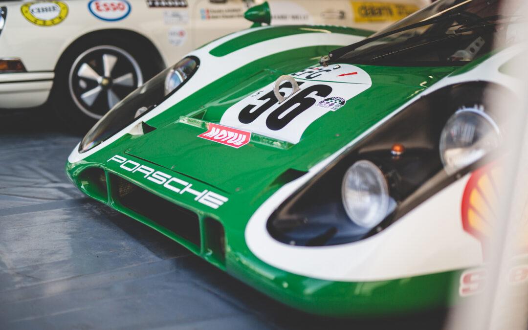 Le Mans Classic 2018: 70 años de Porsche