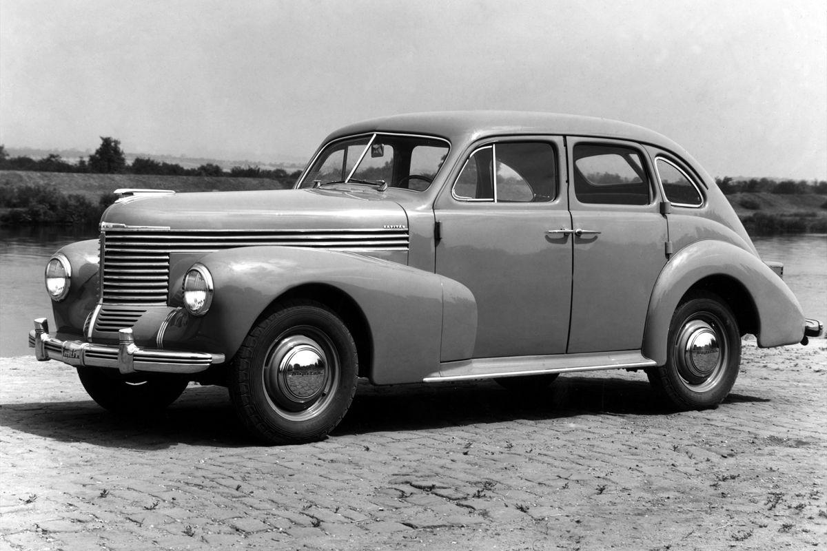 Opel Kapitaen 1948-50