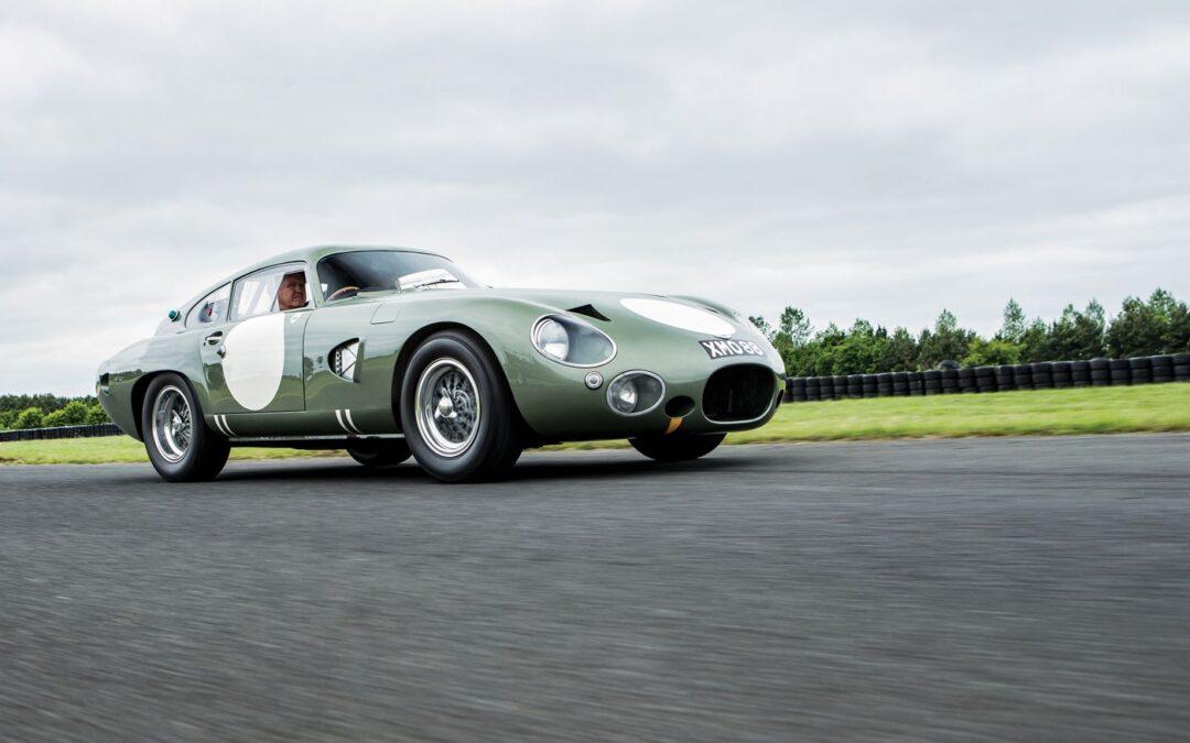 El Aston Martin DP215 se remató a 21,5 millones