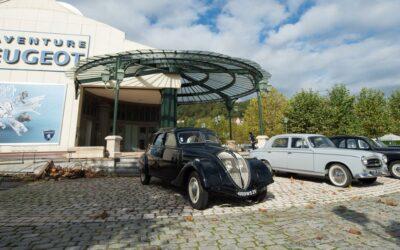 El Museo Peugeot está de cumpleaños
