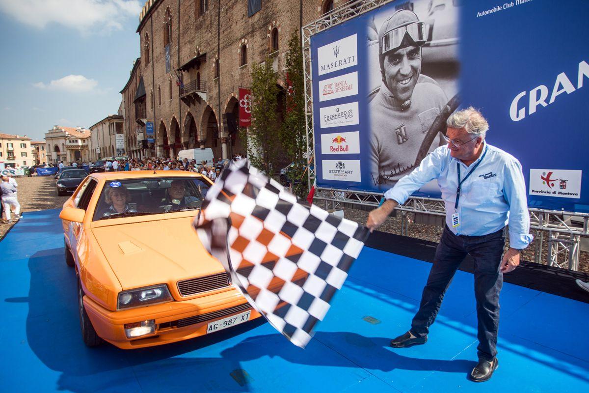 1. Maserati Ghibli Cup (1966) @ GP Nuvolari 2018