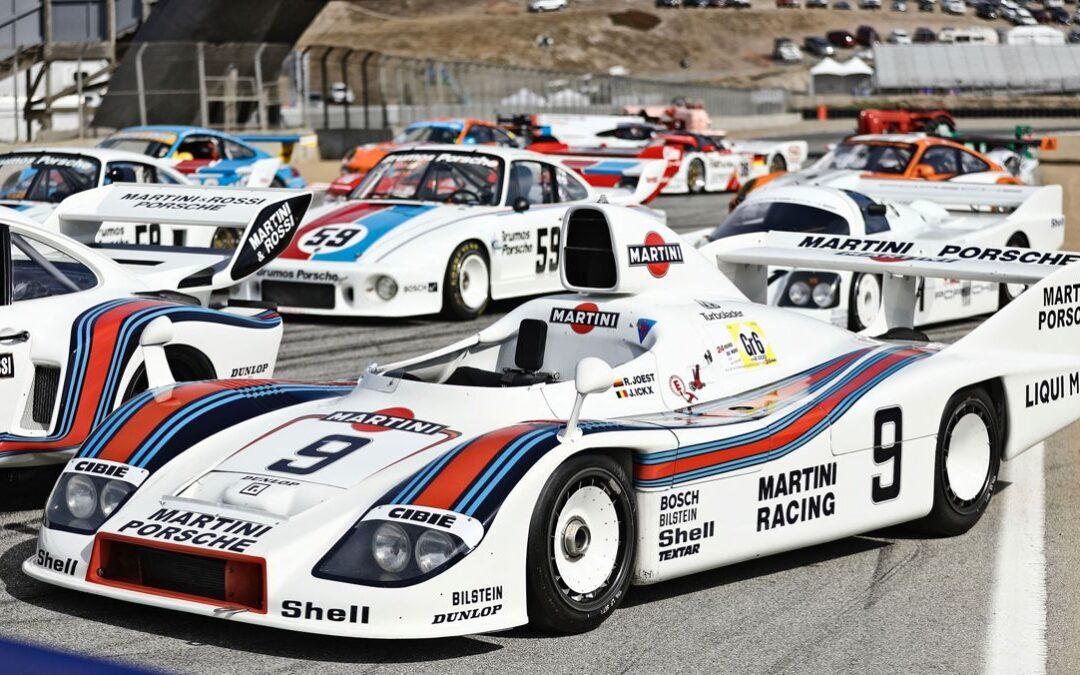 Porsche Rennsport VI 2018: asuntos de familia