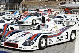 Laguna Seca: Porsche Rennsport Reunion 2018 on September, 27, 2018, (Photo by Hoch Zwei)