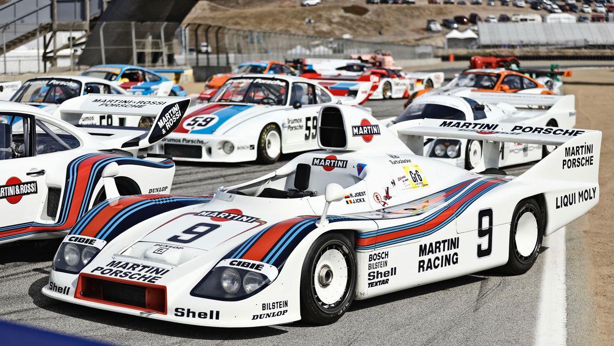 Laguna Seca: Porsche Rennsport Reunion 2018 on September, 27, 2018, (Photo by Hoch Zwei)