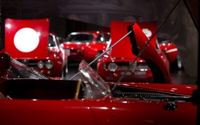 El Museo Alfa Romeo, a capot abierto