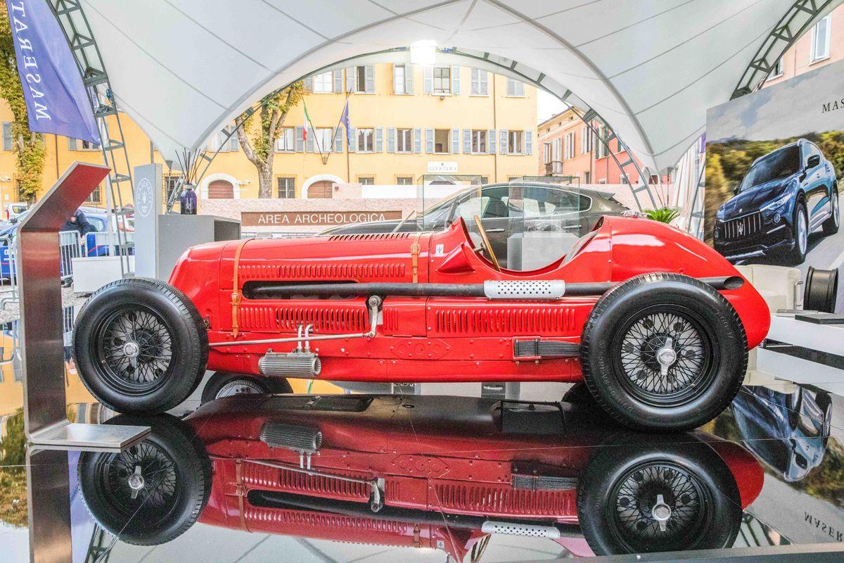 Maserati 6C 34 @ GP Nuvolari 2018