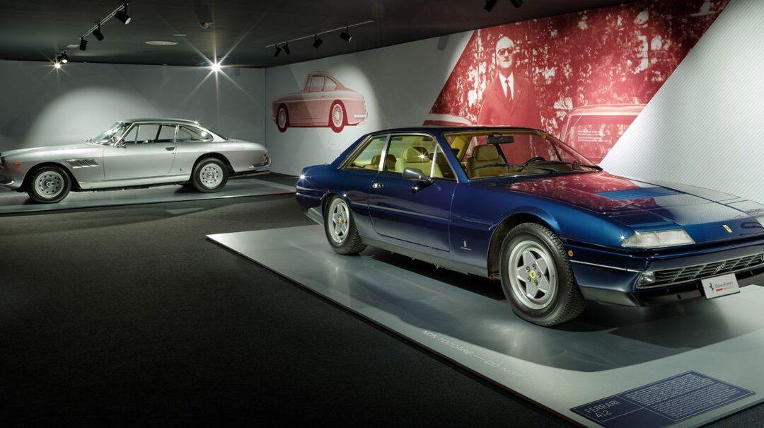 Museo Ferrari: dos muestras inspiradas en Enzo