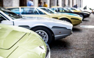 Un paseo por Italia para celebrar a los Lamborghini Espada e Islero