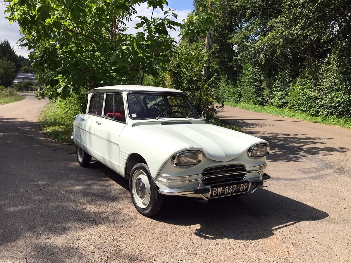 Citroân Ami 6 1965 - 2