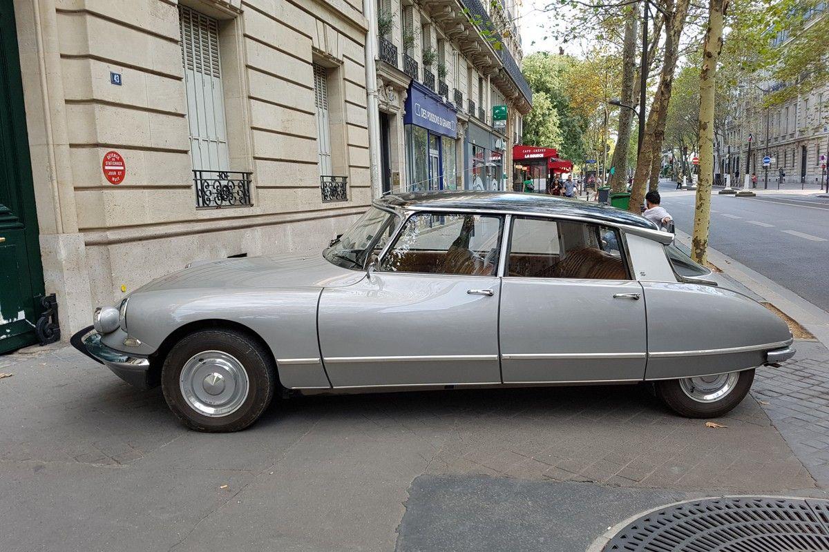 Citroân DS 21 Pallas 1967 - 3