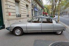 Citroân DS 21 Pallas 1967 - 3