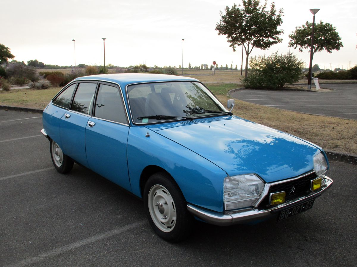 Citroân GS X2 1976 - 1