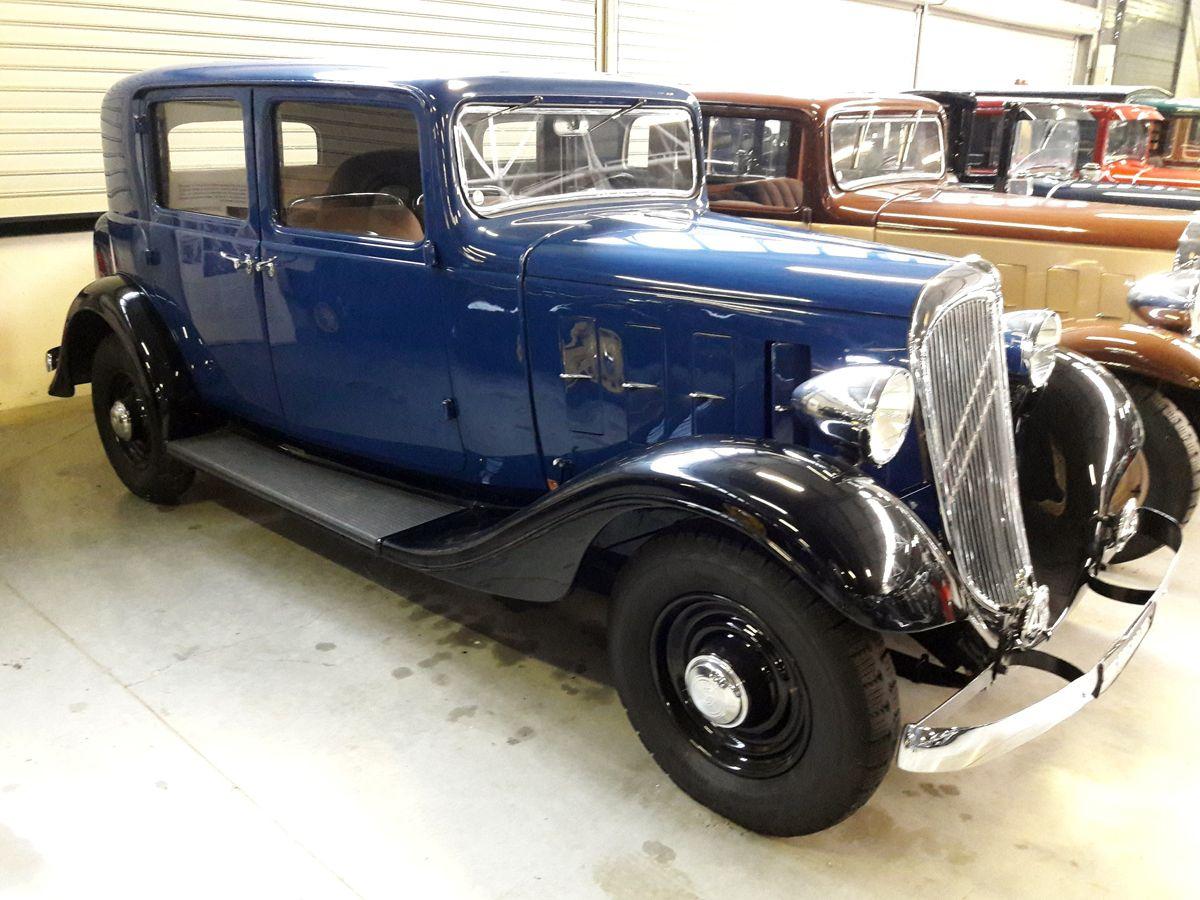 Citroân Rosalie 1936 - 1