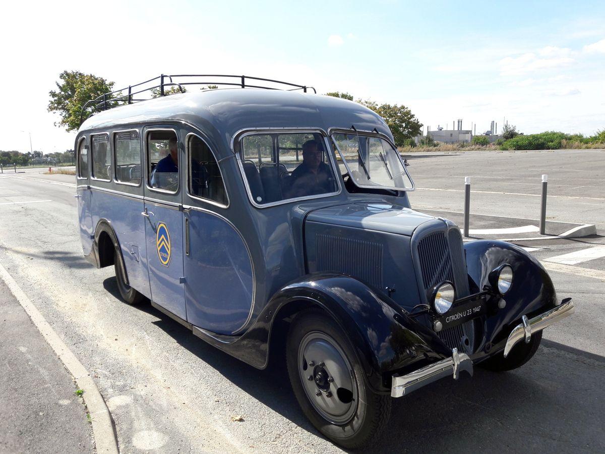 Citroân autocar U 23 1947-4