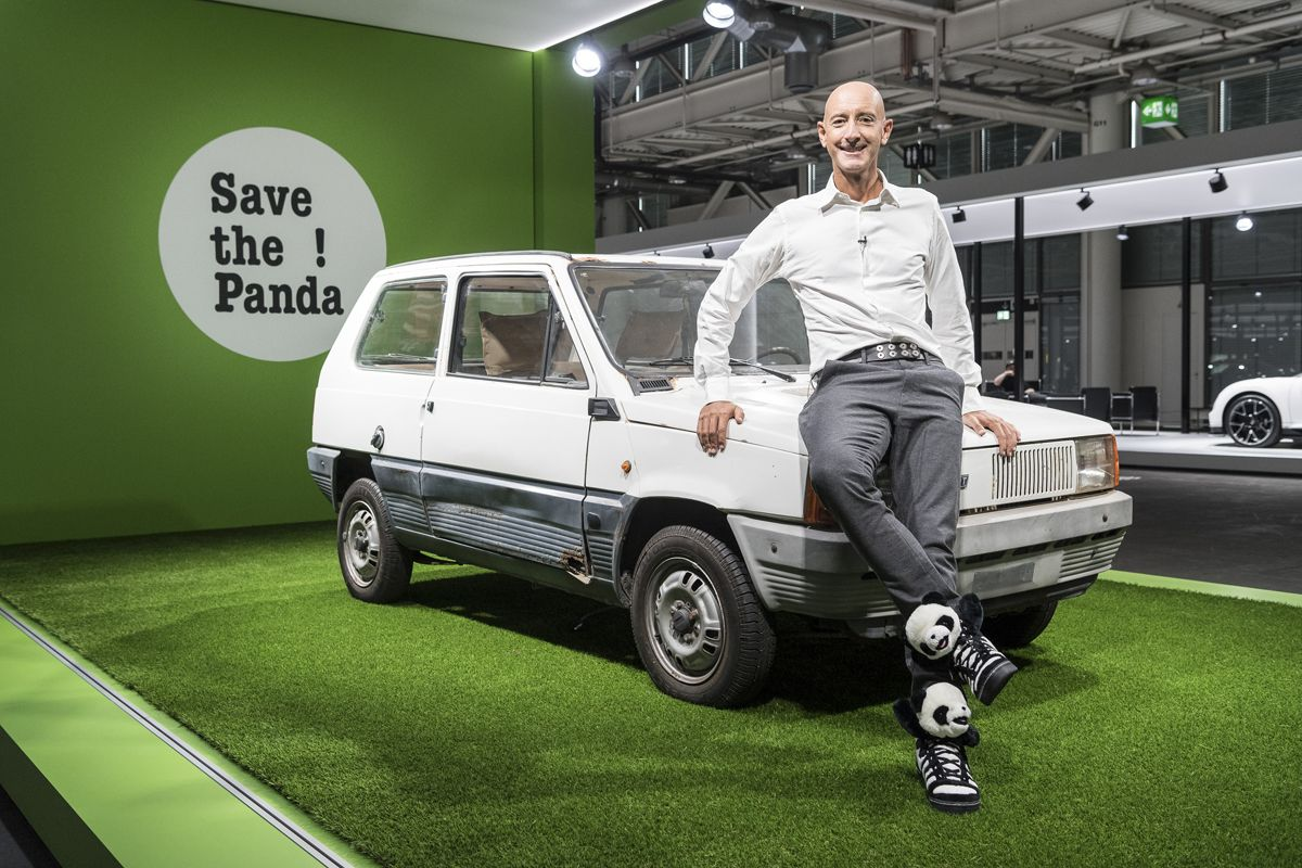 Grand Basel Panda y Prof