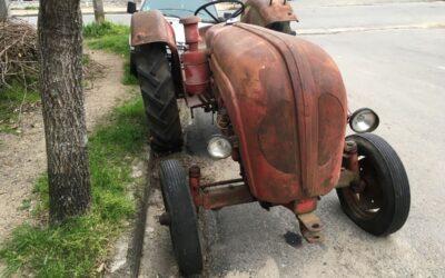 1.147 días, 1.147 tractores clásicos