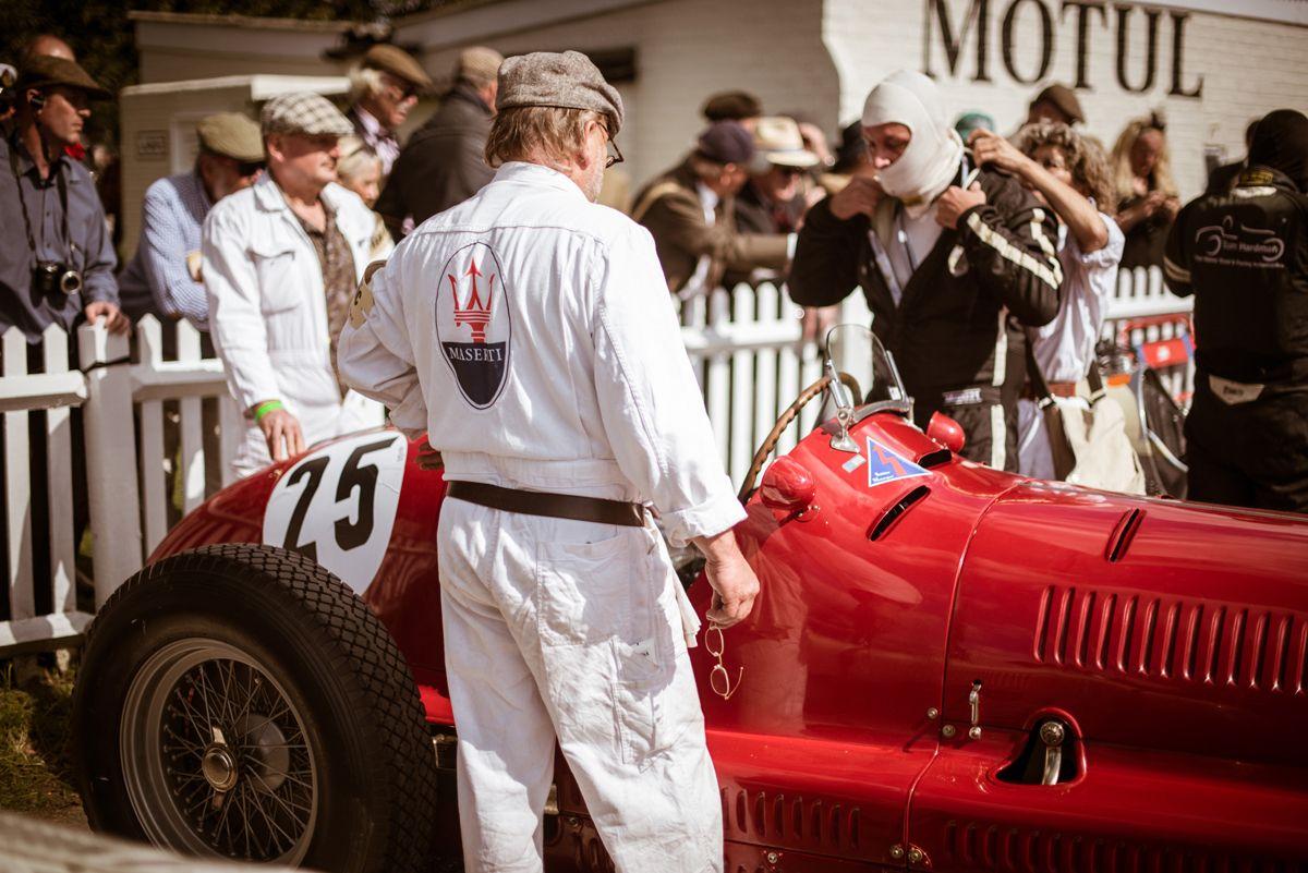 Maserati at Goodwood Revival - Paddocks_8