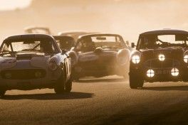 2018 Goodwood Revival  Goodwood, England. 7th - 9th September 2018 Photo: Drew Gibson