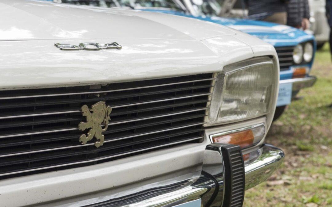 Autoclásica 2018: 50 años del Peugeot 504