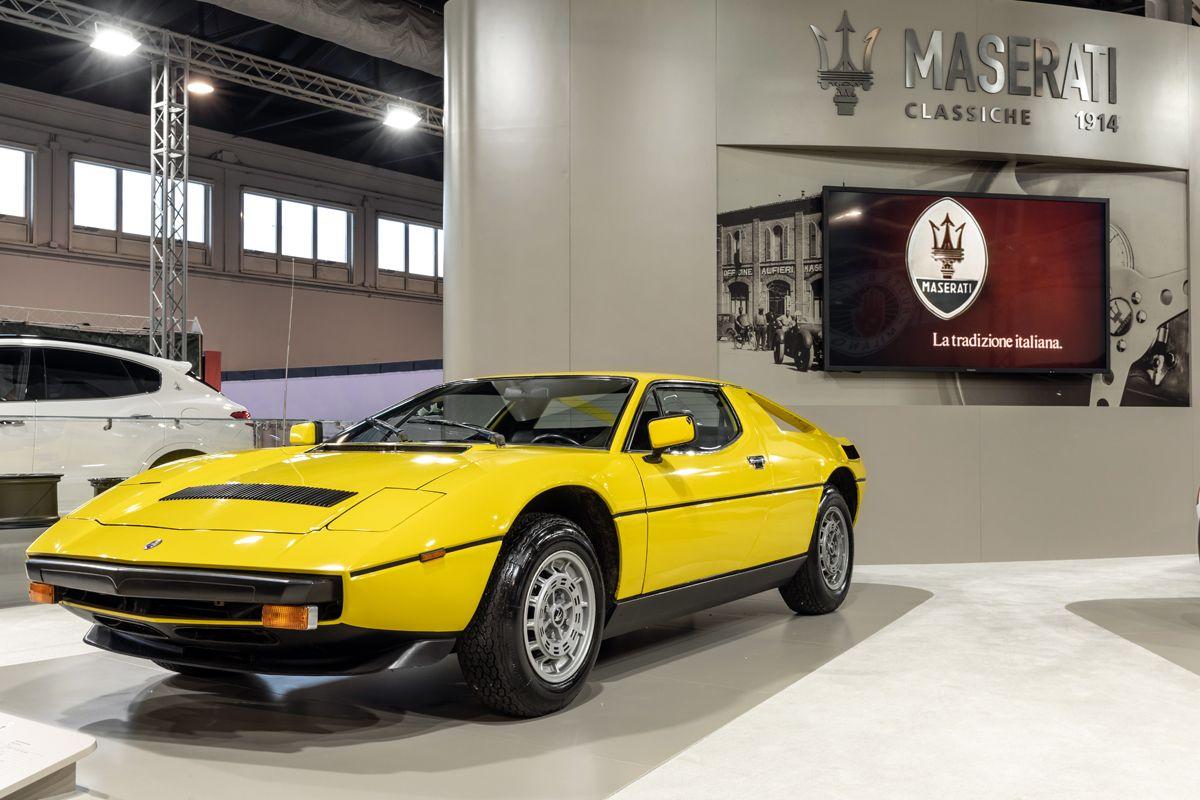 Maserati_Padova_Salone Auto D'Epoca 2018_Merak SS Turbo_016