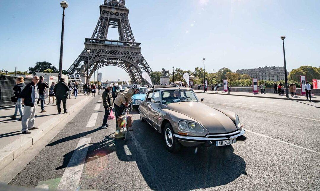Salón de París 2018: el desfile de los 120 años