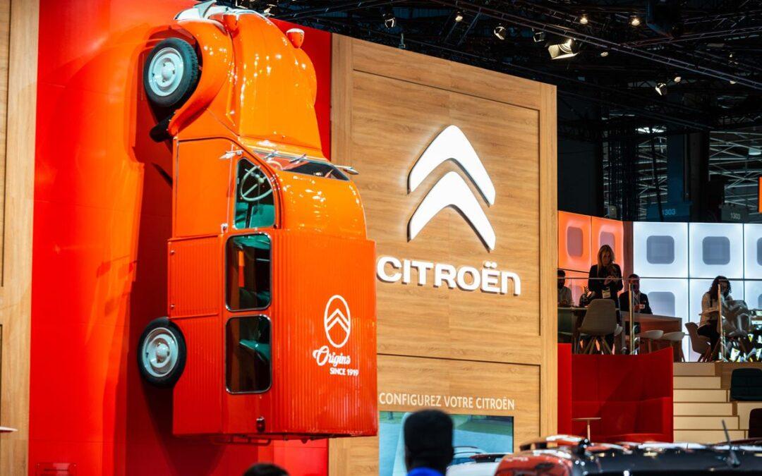 Salón de París 2018: Citroën celebró los 70 años del 2CV