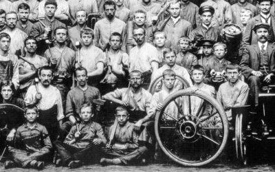 Opel en camino a los festejos por sus 120 años