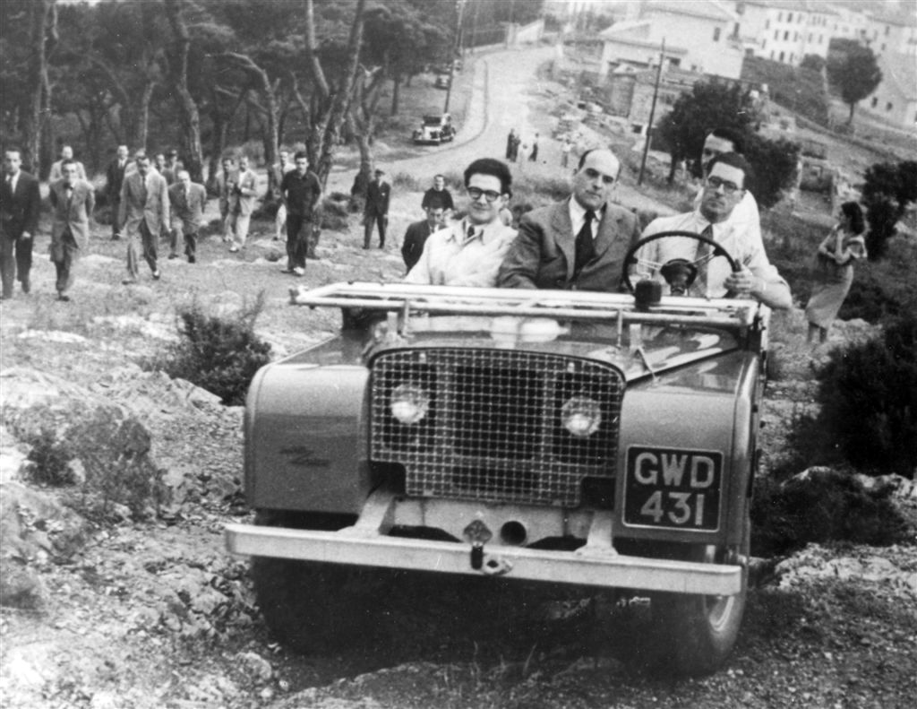 1316073_70 Aniversario_Land Rover Serie I_ Barcelona_ 1984