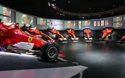 Michael 50, homenaje a Schumacher en el Museo Ferrari