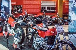 Inauguración Exposición 50 Aniversario Montesa Cota