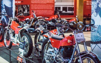 Una expo por los 50 años de la Montesa Cota