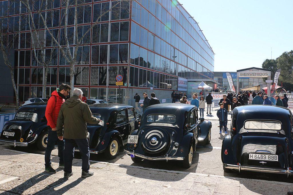 ClassicAuto Madrid (exterior)