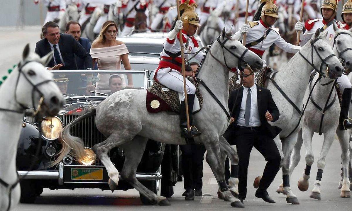 El caballo Bolsonaro